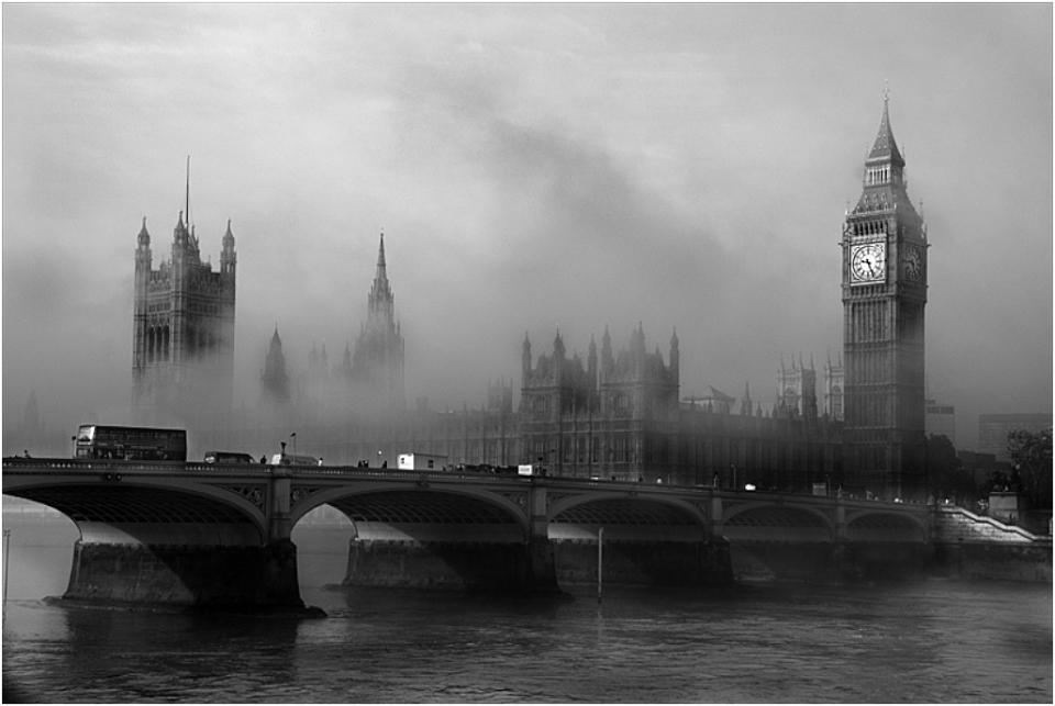Clearing fog