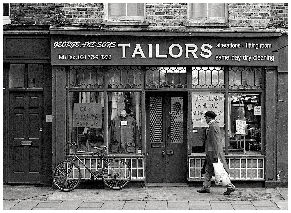 Horseferry Road, London