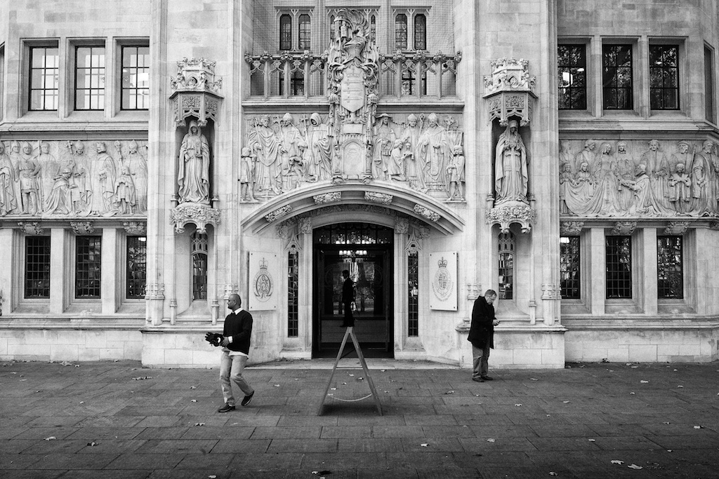 Middlesex Guildhall, ParliamentSquare