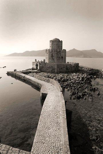Methoni Castle, Peloponnese
