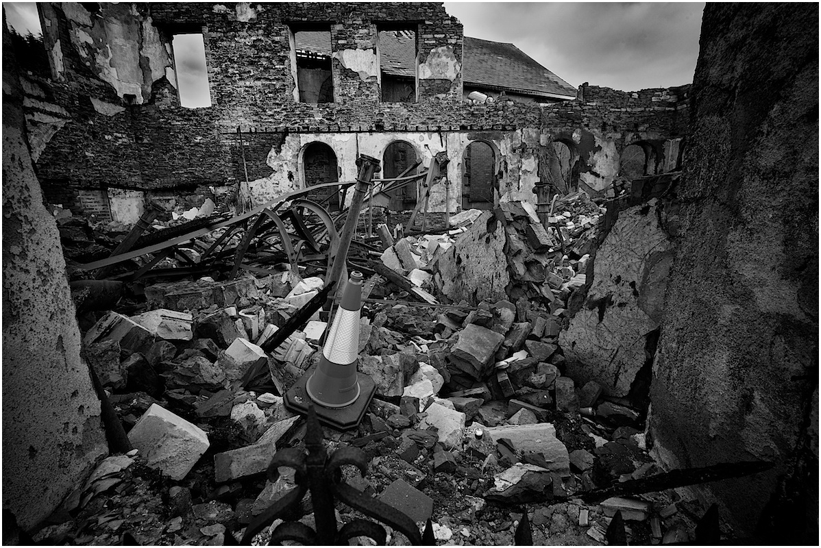 Decline Of The Libanus Chapel Cwmbrwla Swansea 8 Images
