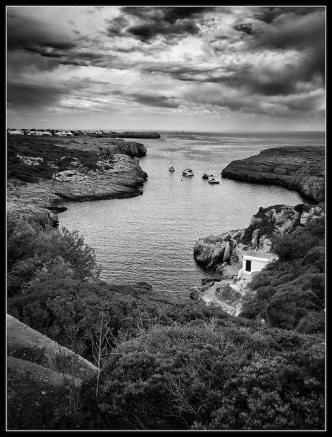 Seascape, Menorca