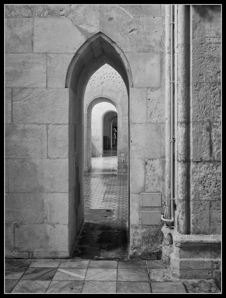 Archways, Cathedral ofMenorca