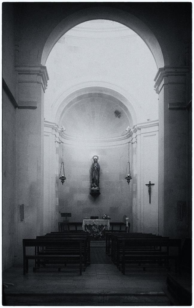 Side chapel, Cathedral of Menorca,Ciutadella