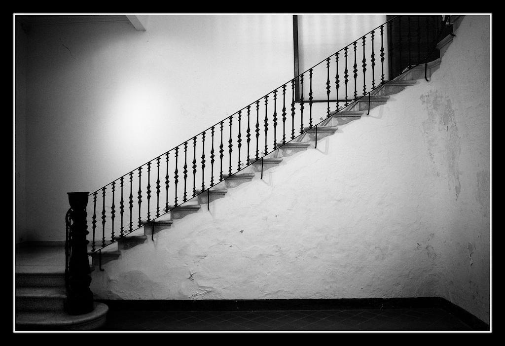 Staircase, Mercado del Claustro, Mahón,Menorca