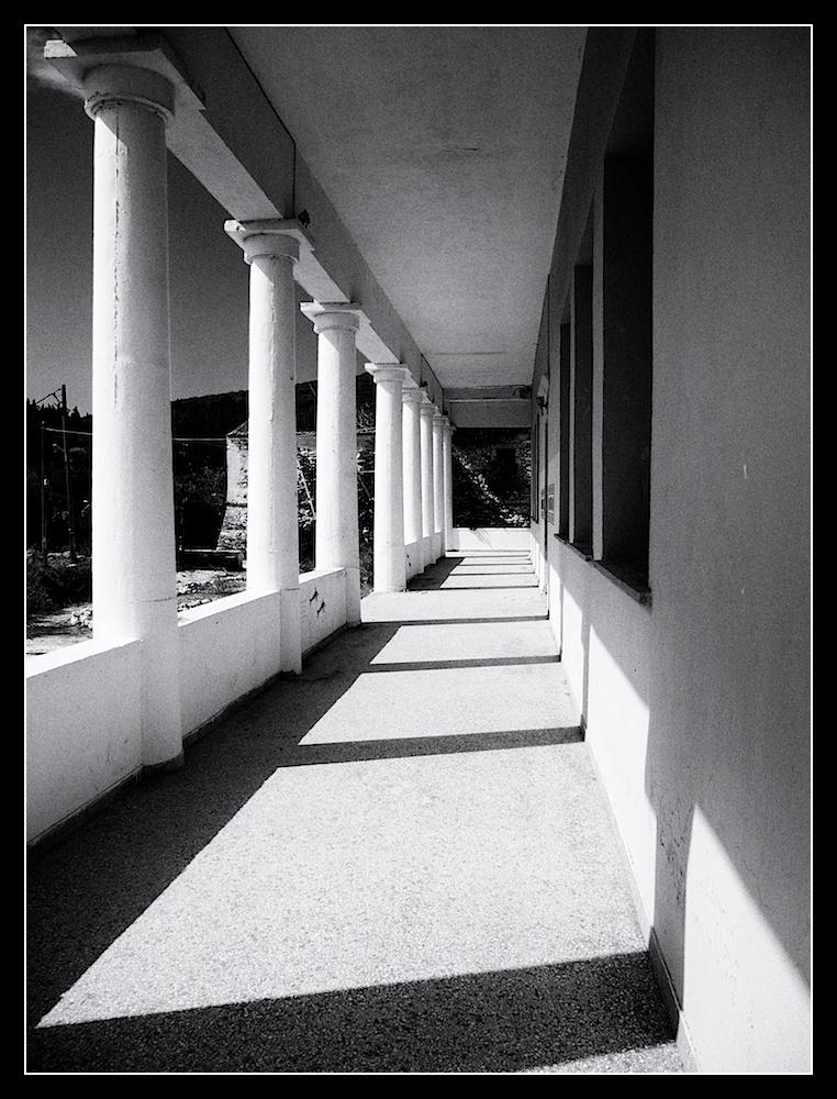 Municipal building, Fiskardo