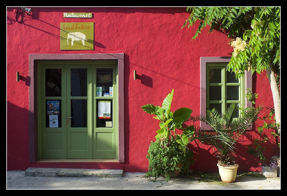 Restaurant, Fiskardo