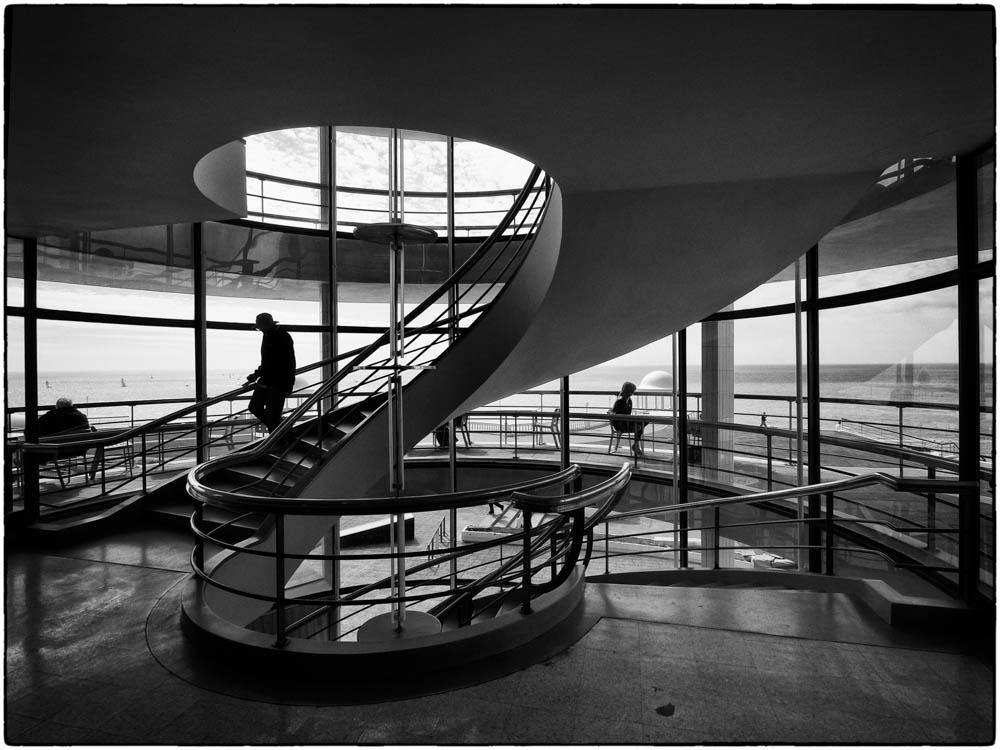 De La Warr Pavilion, Bexhill on Sea(set)