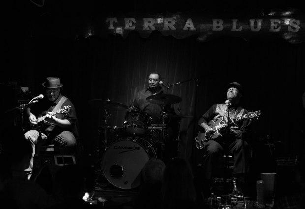 T Blues Band
