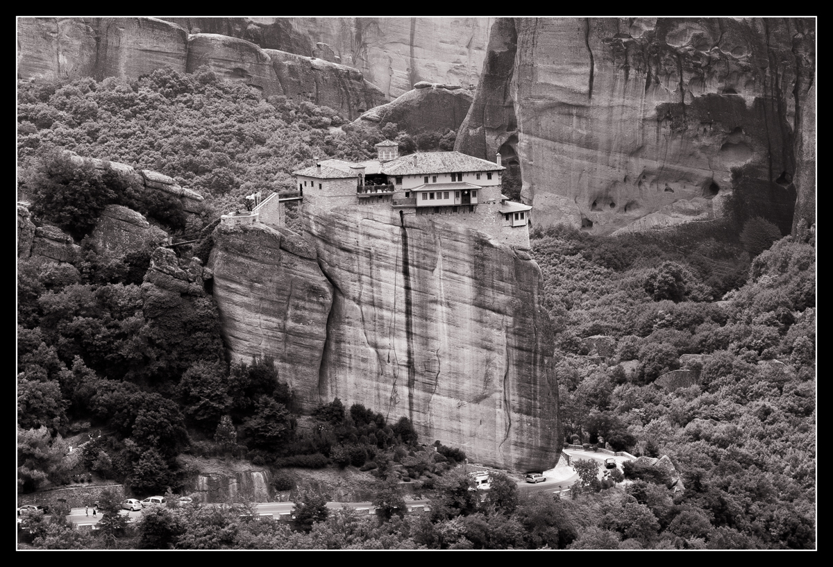 Monasteries of Meteora(set)