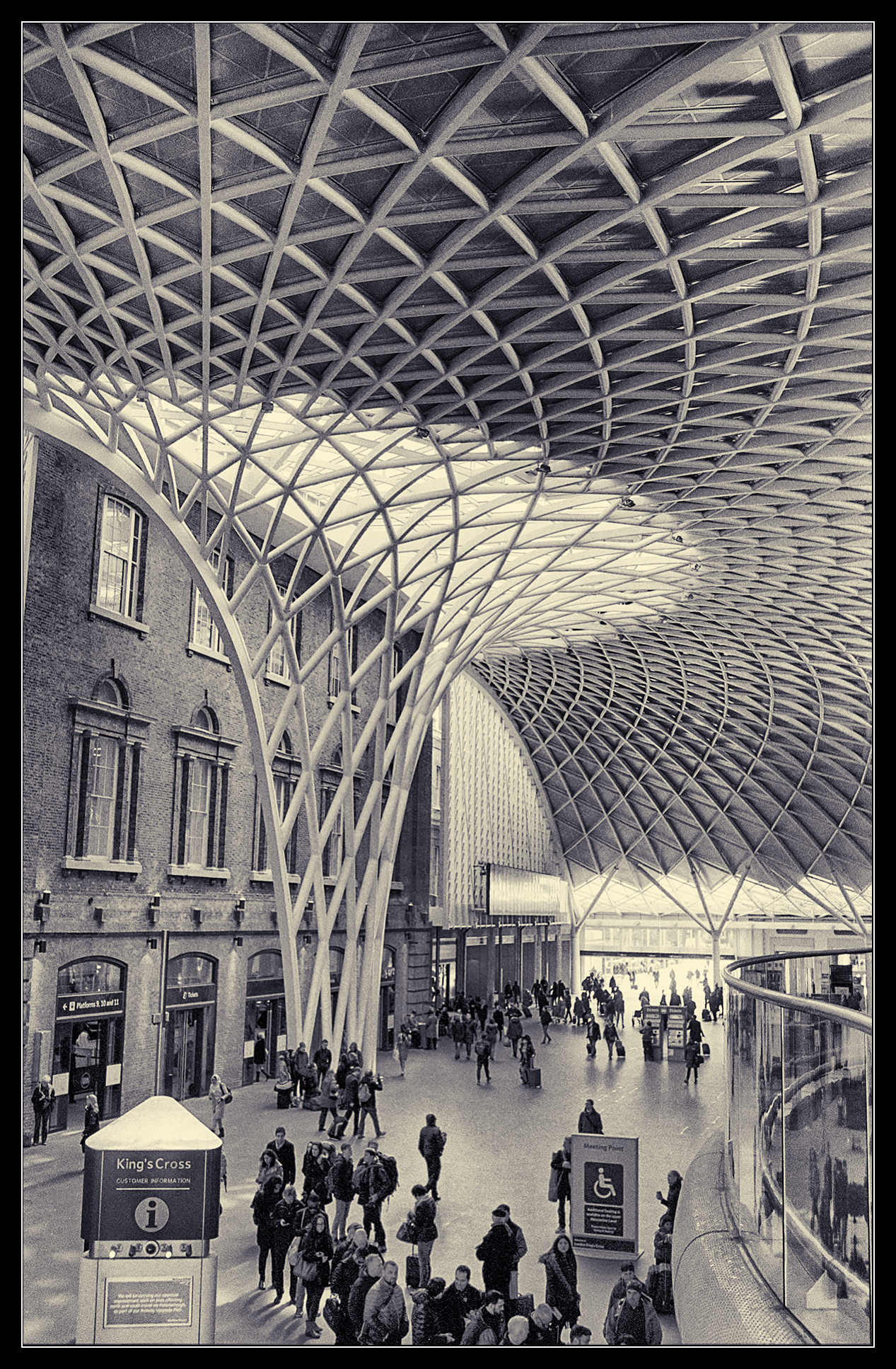 King's Cross Station(set)